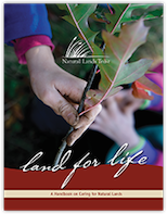 Land for Life book cover