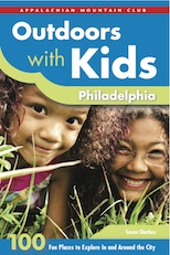Outdoors With Kids Philadelphia book cover